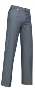 Unisex pantalon De Berkel Thomas Denim-look