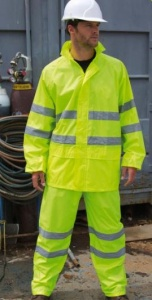Regenpak Result High Viz Waterproof