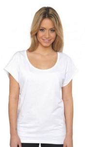 Dames T-shirt Nakedshirt Loose Fashion 149.85