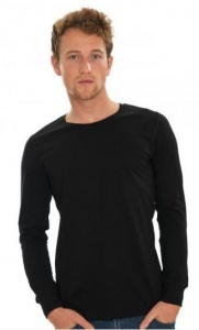 Heren T-shirt Nakedshirt Lange mouwen 170.85