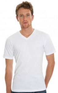 Heren T-shirt Nakedshirt V-neck 167.85