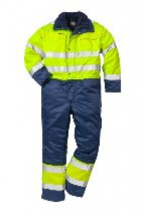 Winteroverall Fristads Kansas Hi-vis 8614 TH