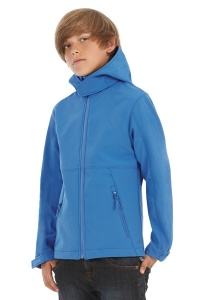 Hooded B&C Softshell Kids