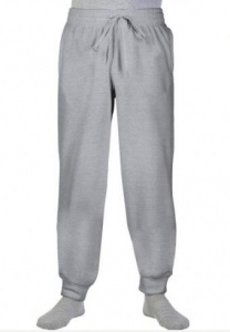 Sweatpants Gildan Heavy Blend met Manchetten
