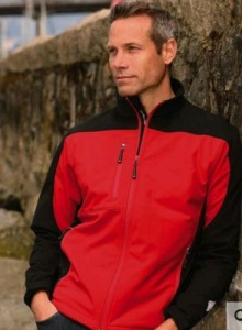 Heren Jas Stormtech Edge Softshell