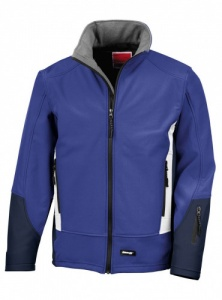 Herenjas Result Blade Deluxe Soft Shell Jacket