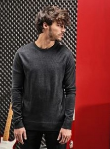 Heren Sweater Bravesoul Parsec Jumper
