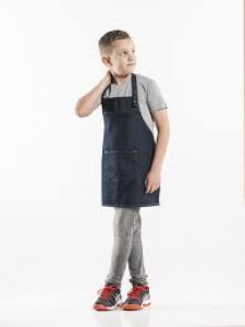 Kinderschort Chaud Devant Blue Denim