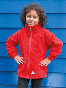 Kinder Fleecejas Result Kids Fleece Jacket