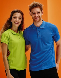 Polo Standout Coolweave Wicking