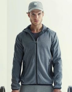 Heren Sportjas Regatta Amsterdam Hooded Softshell