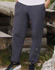 Broek Fruit Of The Loom Jog Pant with elasticated cuffs