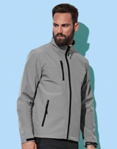 Heren Jas Stedman Active Softshell