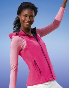 Dames bodywarmer Standout Arley