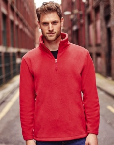 Outdoor Fleece Russell Quarter Zip