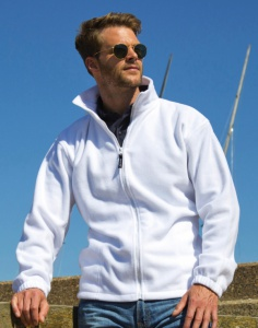 Fleece Jacket Full Zip Active Result R36