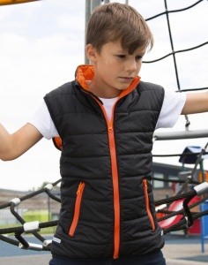 Kinder Bodywarmer Result Padded