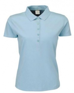 Polo Tee Jays Ladies Luxury Stretch 513.54