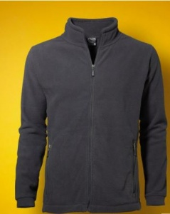 Heren Sweater SG Full Zip Fleece 870.52