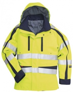 Vlamvertragende Gore Tex Jas Fristads Kansas Top 100379