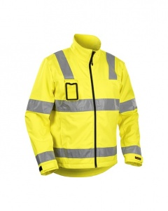 Jas Blaklader Softshell High-vis 4838