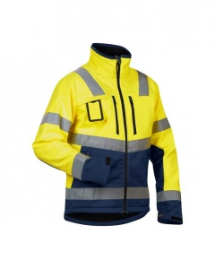 Jas Blaklader Softshell High-vis 4900