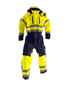 Winteroverall Blaklader High-vis 6763
