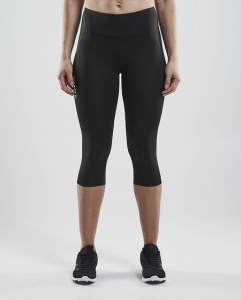 Dames 3/4 Sportbroek Craft Rush Capri