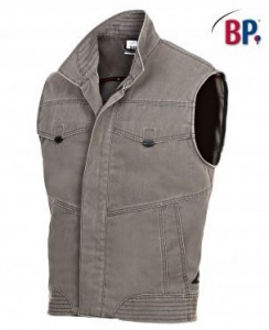 Gilet BP Workfashion havane 1893