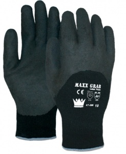 Handschoen Maxx Grab Cold Grip winterfoam 47-280, 3/4 gecoat