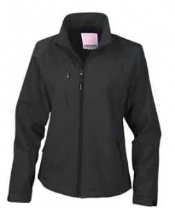 Damesjas Result Ladies base Layer Soft Shell