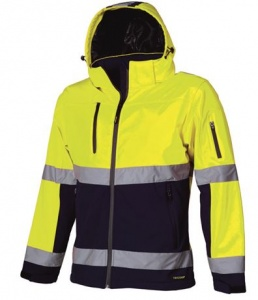 Softshell jas Tricorp TSE3001 Bi-Color