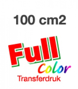 100 cm2 full color transfer + bedrukken