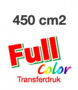 450 cm2 full color transfer + bedrukken