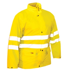 Regenjas HighViz M wear 5505 Akoni