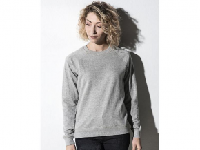Dames Sweater Nakedshirt Raglan