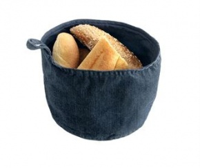 Broodmandje B&C Denim bread basket
