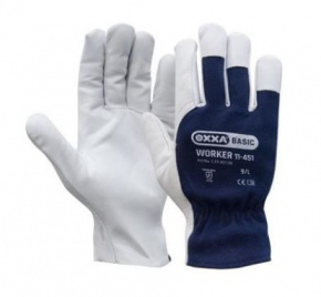 Handschoen OXXA-Basic Worker 11-451
