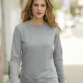 Dames sweatshirt Anvil French terry