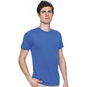 T-shirt American Apparel Fine jersey short sleeve
