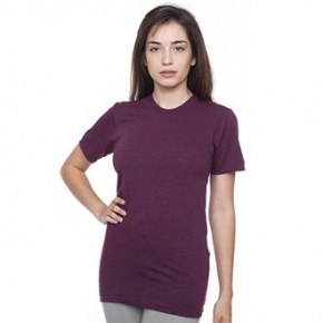 T-Shirt American Apparel Tri-blend Sportief