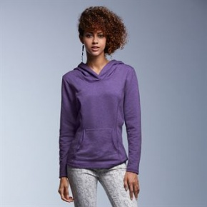 Dames Hoodie Anvil French Terry