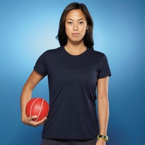 Dames Sportshirt Gildan Core Performance