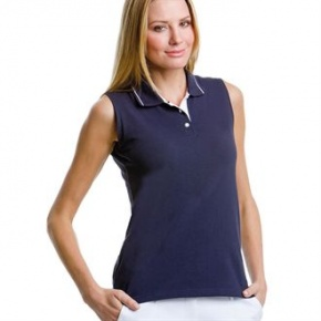 Dames Sportpolo Gamegear Proactive Sleeveless