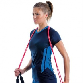Dames Sportshirt Gamegear Cooltex training