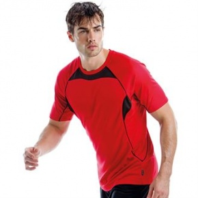 Sportshirt Gamegear Cooltex Football Short Sleeved