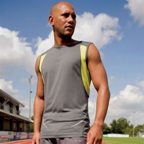 Sportshirt Spiro Athletic Vest