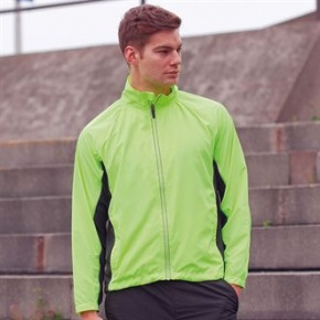 Sportjas Tombo High Vis