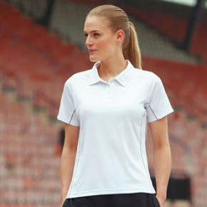 Dames Sportpolo Tombo Performance Wicking
