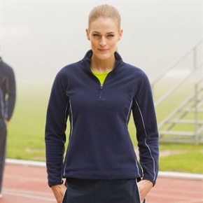 Dames Sweater Tombo Microfleece Sport